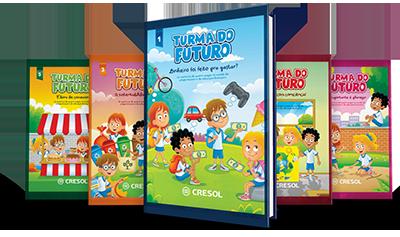 colecao-livro-infantil-turma-do-futuro-cresol-educa